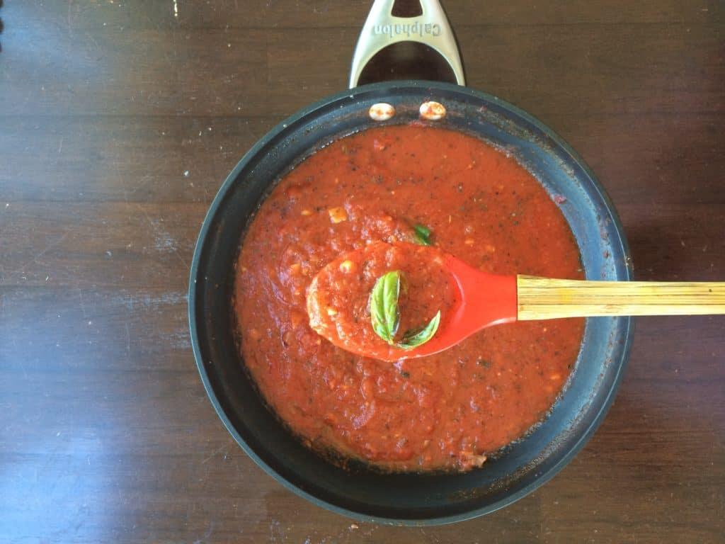express pasta sauce