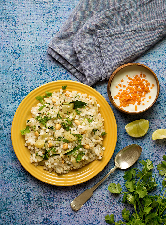 how-to-make-the-perfect-non-sticky-sabudana-khichadi-vegan