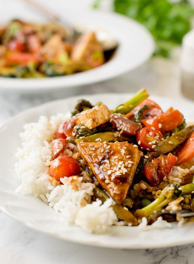 hoisin-sause-stir-fry-with-rice