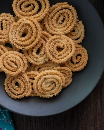 How to make chakli crispy/ instant chakli / murukku recipe