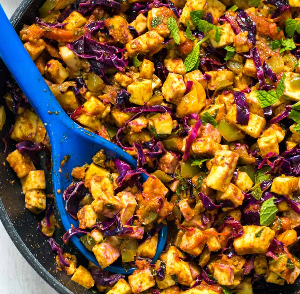 Paneer masala for dosa sandwiches wraps and more